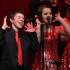 Preforming Katy Perry's 'Roar', freshman Chase Raymond and senior Sadie Thompson get into the beat.