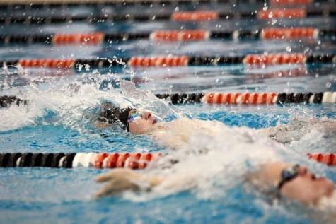 Boys swim takes the Metro title for the fourth year