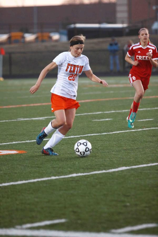 Girls varsity soccer heads to State Semifinals
