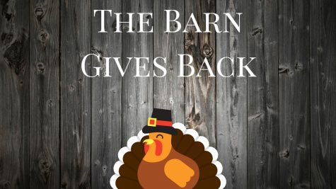 Local restaurant, The Barn provides meals to the community on Thanksgiving Day