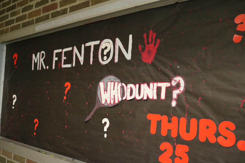 Mr. Fenton contest postponed