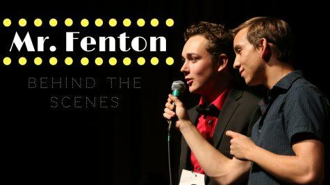 Mr. Fenton: Behind the Scenes