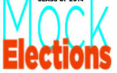 Alternate Text Not Supplied for Mock elections title copy.