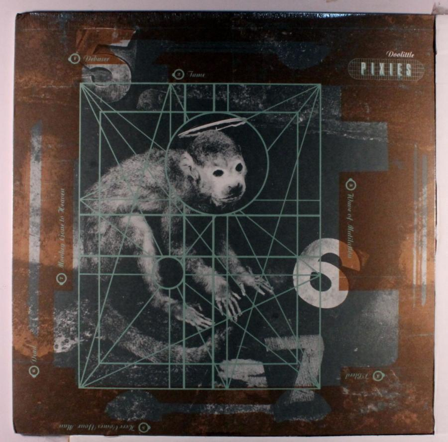 One of my favorite albums, 1988's Doolittle by the Pixies.