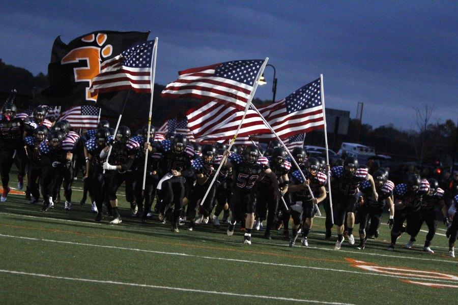 Fenton wins annual Wounded Warrior game