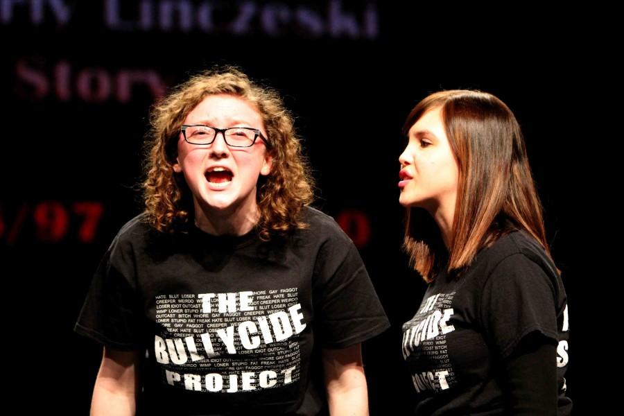 Bullycide Project brings students from Denmark for special performance