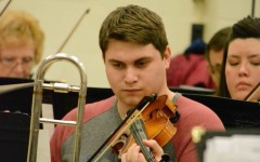 Fenton Community Orchestra provides outlet for musicians of all ages