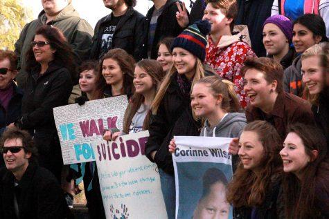 Suicide Prevention walk organized to raise awareness