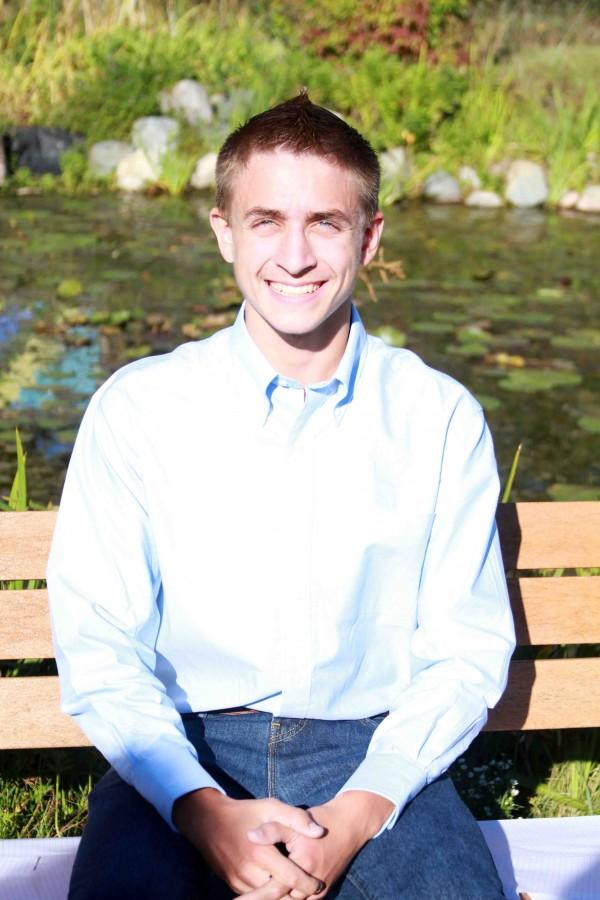 Senior Homecoming Court (boys): Zach Miceli