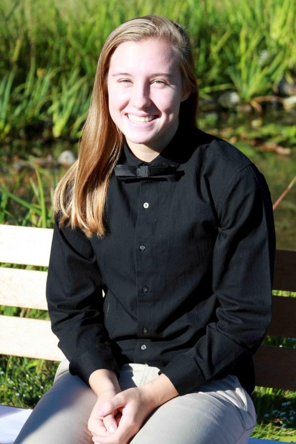 Senior Homecoming Court (girls): Kate Lewandowski