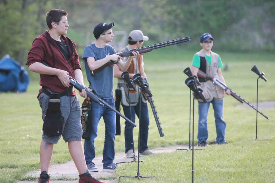 New Trap Shooting Club begins competition