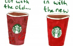 More than a cup? Starbucks releases new holiday cup design, causes controversy