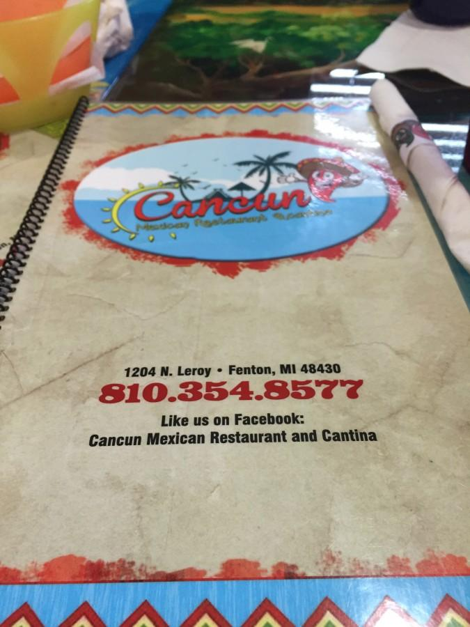 Restaurant Review: Cancun Mexican restaurant and Cantina