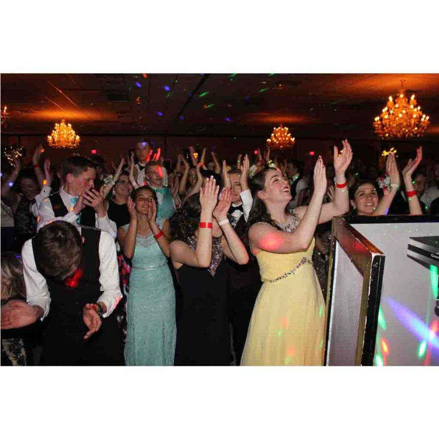 My experiences at Prom 2k16