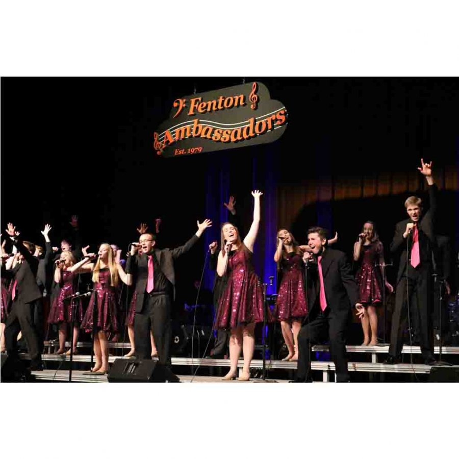Choir program selected a new theme as 'hope' for spring concert