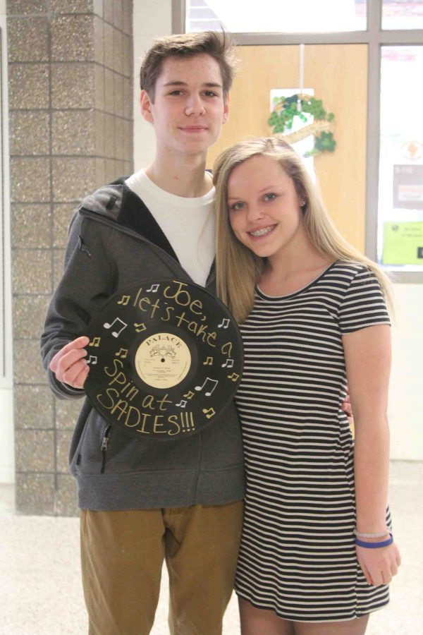Sadie's dance to be rescheduled due to low ticket sales
