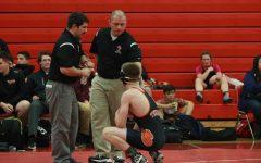 New coach in the wrestling program plans for season