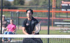 Boys' varsity tennis takes third in Metro Tournament