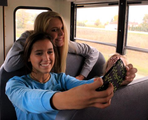 FHS Publications travel to Lansing for MIPA