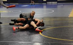 Wrestling defeats Clio, takes first in dual matches