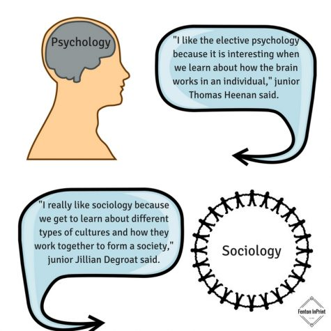 what is the difference between sociology and psychology