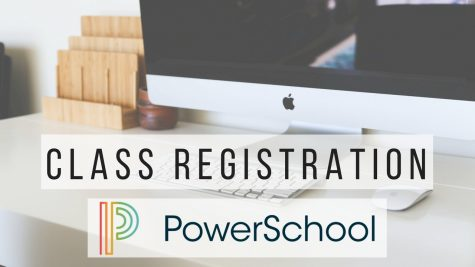 How to register for next year courses on Powerschool