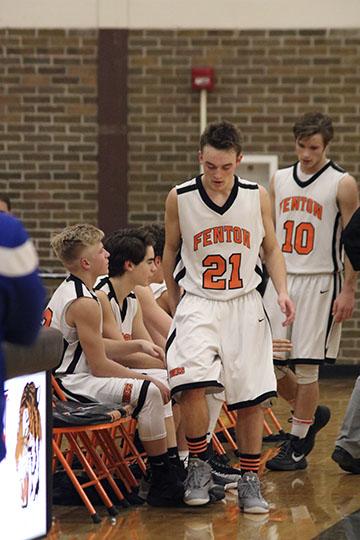 JV Boys Basketball Vs Kearsley
