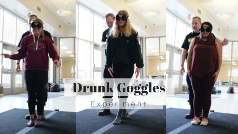 Video: Drunk Goggles experiment in forensics science
