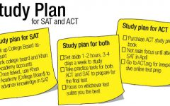 SAT required by state, ACT remains a secondary option