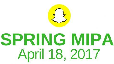 Spring MIPA 2017: Snapchat Story