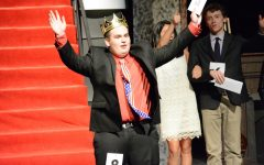 Senior Brendan Triola wins Mr. Fenton contest