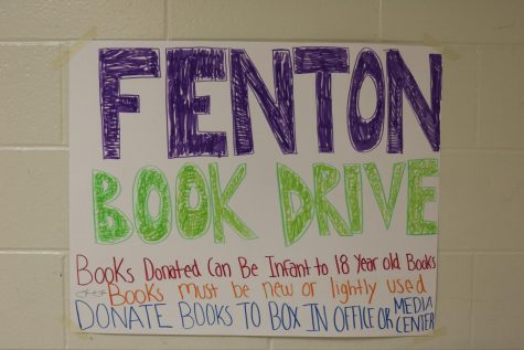 Key Club hosts Book Drive