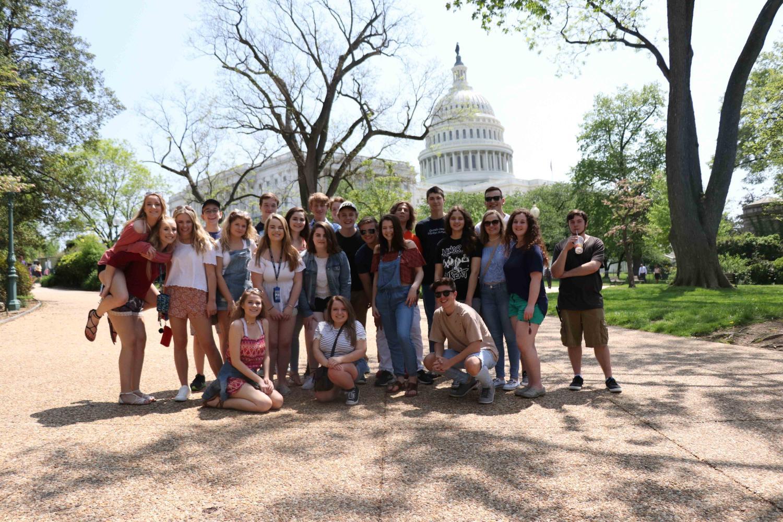 Ambassadors travel to Washington D.C. for music festival