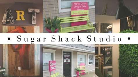 Business Feature: Sugar Shack Studio