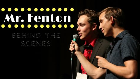 Mr. Fenton: Behind the Scenes