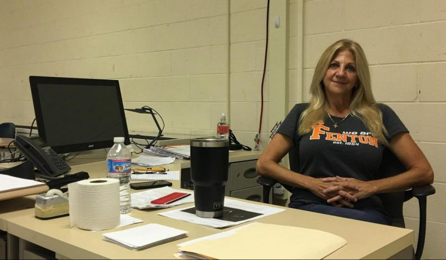 People of Fenton: Janette Toal