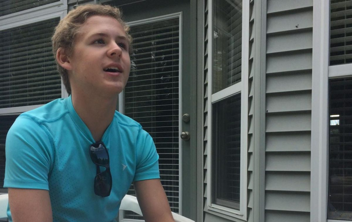 People of Fenton: Sophomore Jake Kennedy