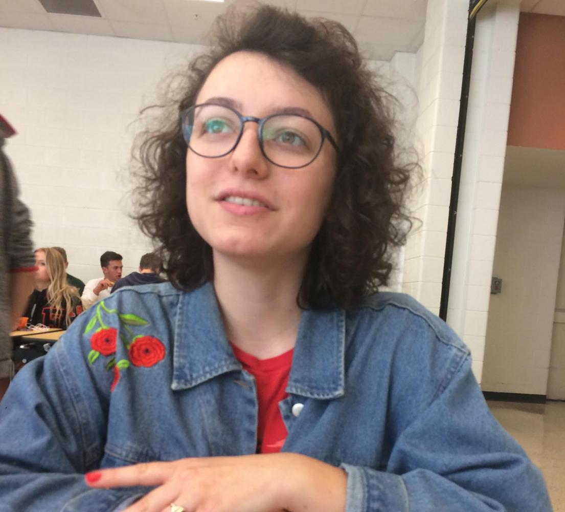 People of Fenton: Senior Lindsey Smith