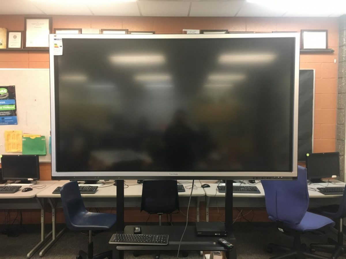 District implements technology and rids of block scheduling