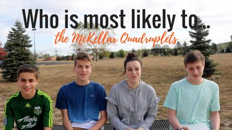 Who is most likely to…