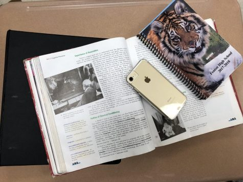 Phones during class impact academic ability