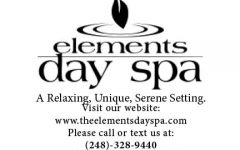 Alternate Text Not Supplied for Elements day spa online ad.