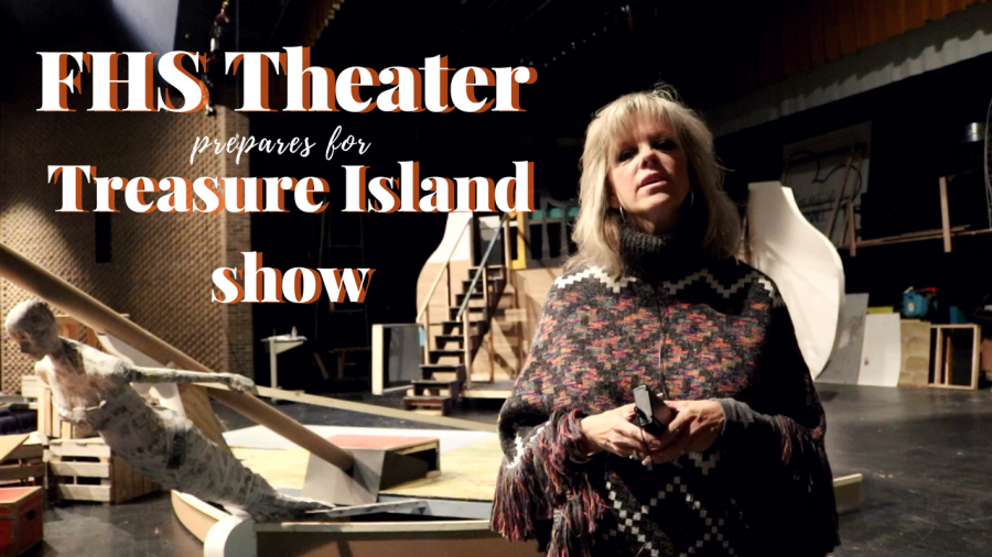 FHS Theater prepares for Treasure Island show