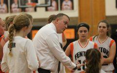 Girls freshman basketball coach Don Kutchey hits 300 wins