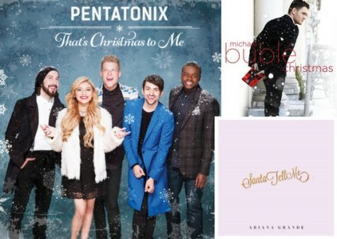 Out with the old and in with the new Christmas music