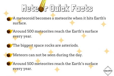Meteorite enters atmosphere above Michigan