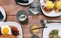 Celebrate the end of exams by trying out new restaurants