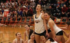Senior Kasey Caswell brings new choreography to the dance team