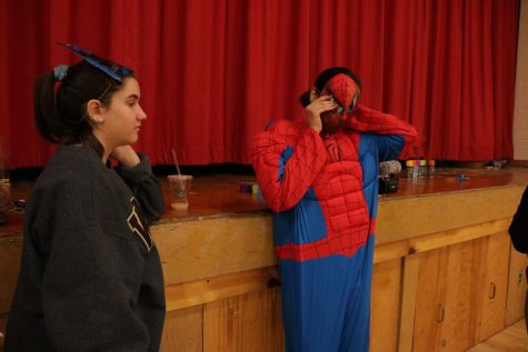 Key Club puts on heroes day for children at World of Wonder
