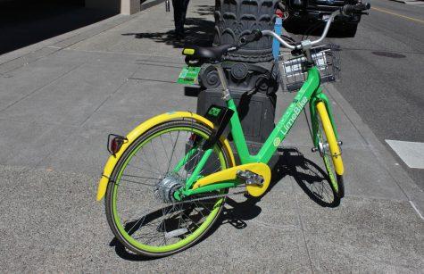 LimeBike program makes transportation easier